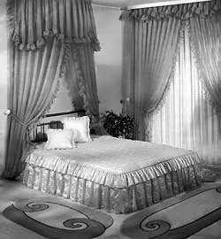 Покрывала на кровать фото