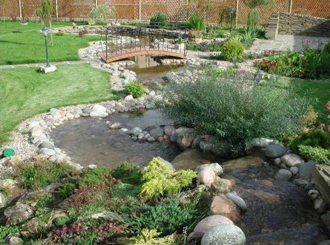 Выбор стиля для водоема Supersadovod - о саде и огороде просто и интересно