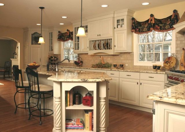 Выбираем шторы для кухни Наши дома