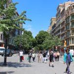 Испанский дневник: Барселона и окрестности. Эшампле. Диагональ Мар. Готический квартал. Кастельдефельс. Гава Мар